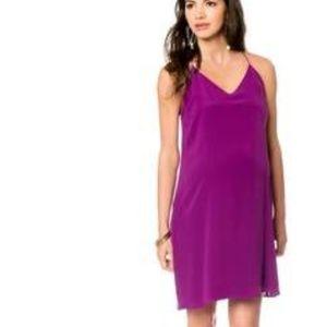 A Pea in the Pod Silk dress